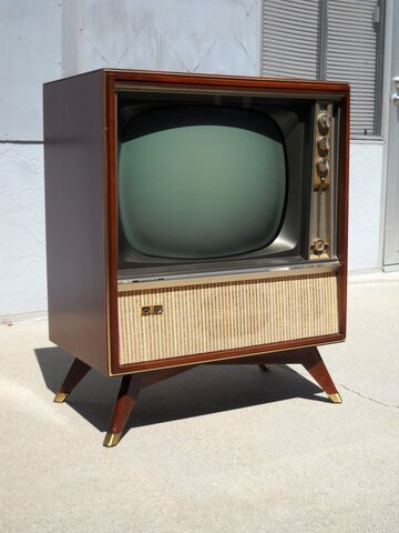 Television Becomes More Widespread