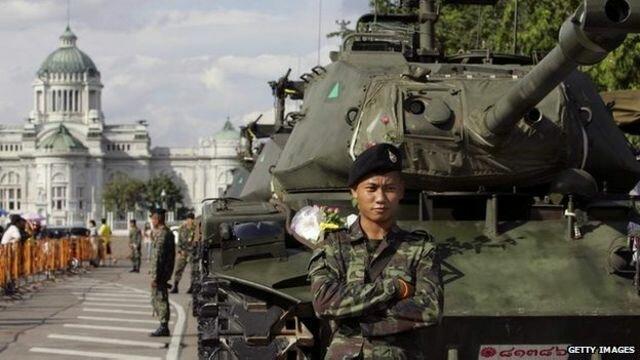 Thailand's Putsch