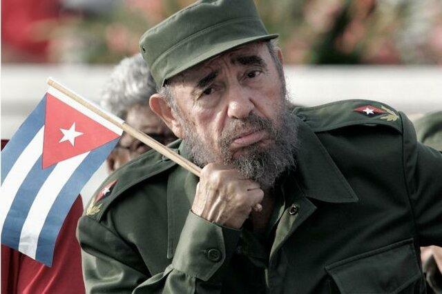 Fidel Castro retires from the presidency