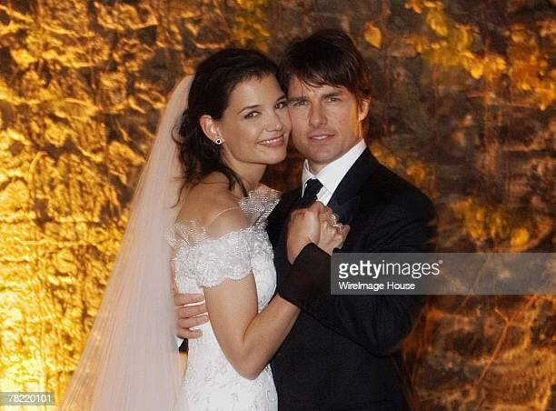 Tom Cruise's wedding