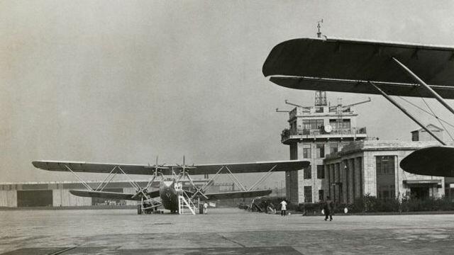controlador de trafico aéreo