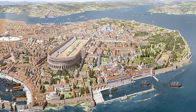Presa de Constantinople