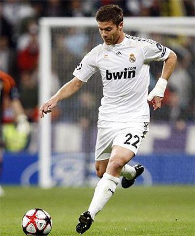 Etapa en el Real Madrid