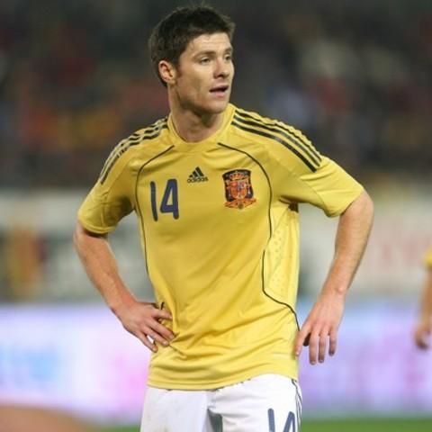 Debut con la selección Española de fútbol