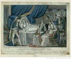 Birth of Napoleon Buonaparte