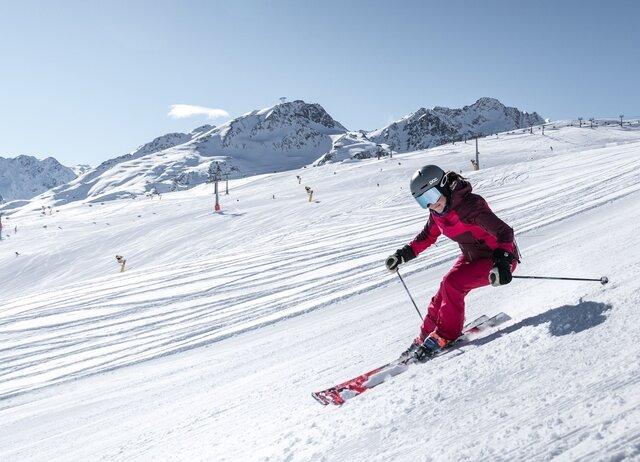 Aprenc a esquiar