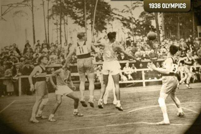 Baloncesto como categoría olímpica