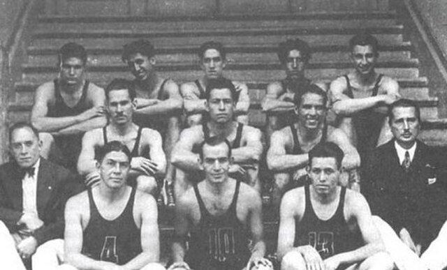 Paso del baloncesto mexicano por los olímpicos