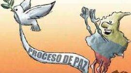 PROCESOS DE PAZ EN COLOMBIA  timeline
