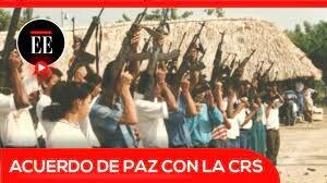 Proceso de paz con la Corriente de Renovación Socialista