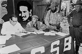 Proceso de paz con la Coordinadora Guerrillera Simón Bolívar (CGSB) en Caracas y Tlaxcala (abril-junio de 1992)