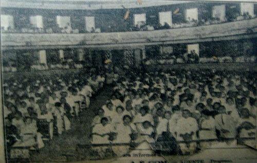 El congreso Pedagógico de Veracruz