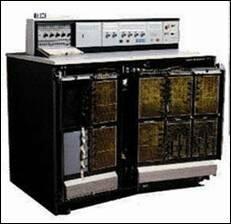 (1964–1971) Tercera generación de computadoras