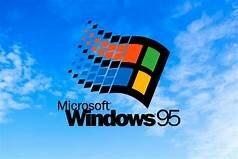 Llegada de Windows 95