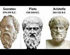 encargados de resolver deudas ( Aristóteles, Sócrates y Platón
