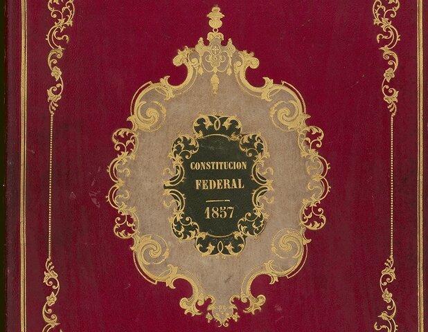 Se promulga la Constitución de 1857, de corte Federal