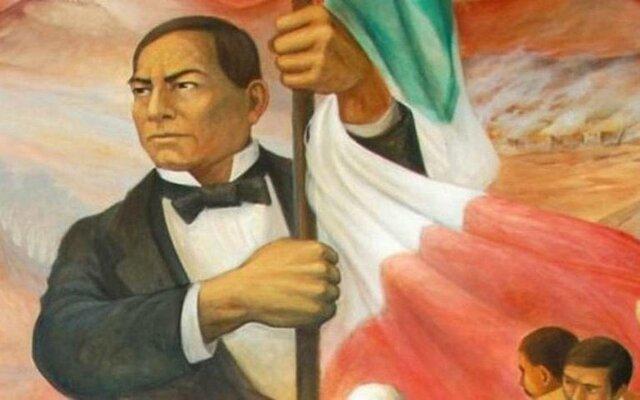 Benito Júarez es nombrado presidente de la República