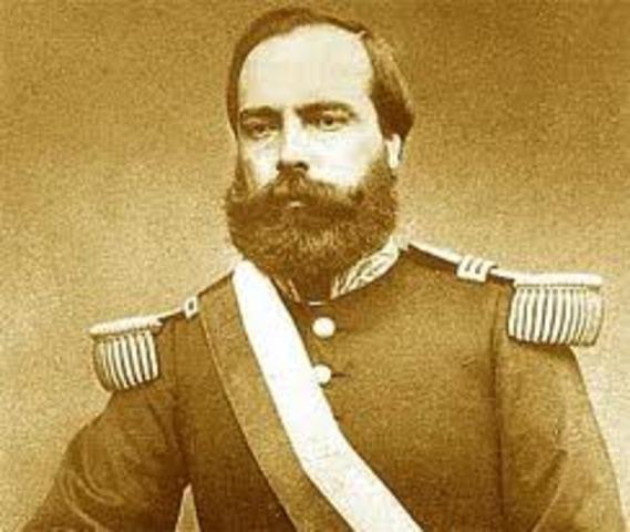 Presidentes Mariano Ignacio Prado