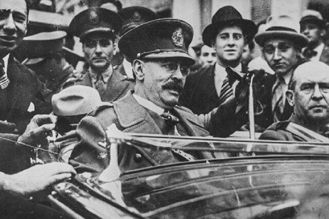 Golpe de Estado 1930