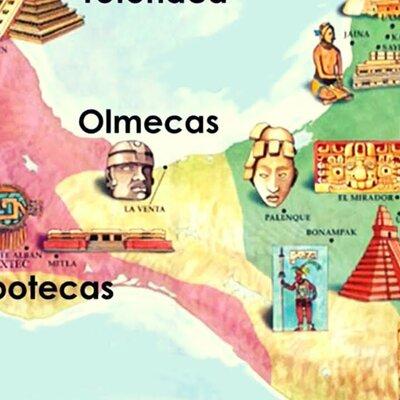 Mesoamérica timeline