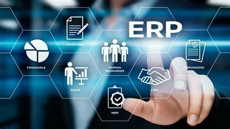 sistemas de gestión de recursos empresariales