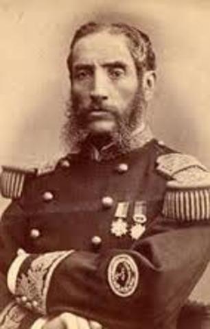presidente Ándres Avelino Cáceres