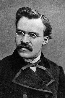PERSONAJE DESTACADO: Friedrich Wilhelm Nietzsche  (HE)