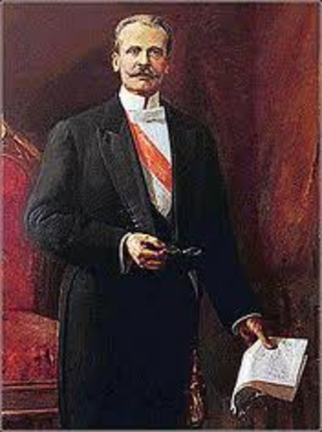 presidente Manuel Candano