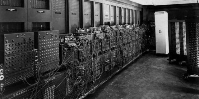 1946-1955 1a generación de computadoras