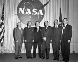 NACIMIENTO DE LA NASA