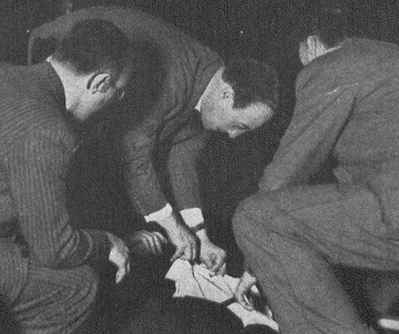 Asesinato de Enzo Bordabehere en el Senado