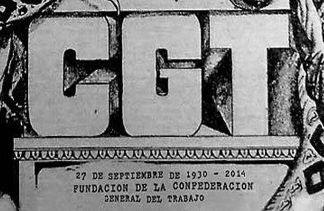 CGT Confederación General del Trabajo
