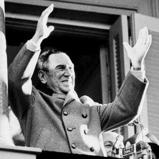 Renuncia de Perón al Departamento de Trabajo y Previsión y Movilización