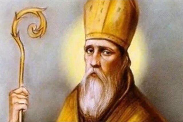 Nacimiento y vida de San Agustín