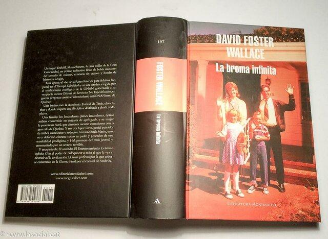 """Foster y """"La Broma Infinita"""" - Parte 1"""