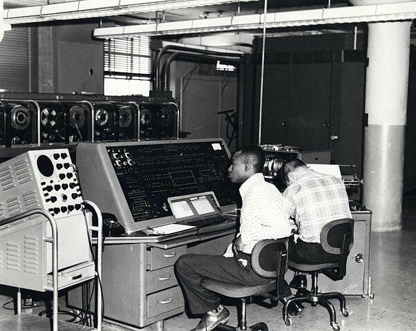 1958-1964 2da generación de computadoras
