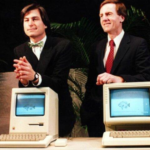 Microcomputadora y Apple