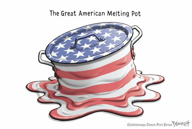 The Beggining of the Melting Pot