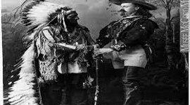 Sitting Bull and Buffalo Bill Cody's Wild West Show timeline