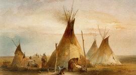 Culture of the Plains Indians timeline