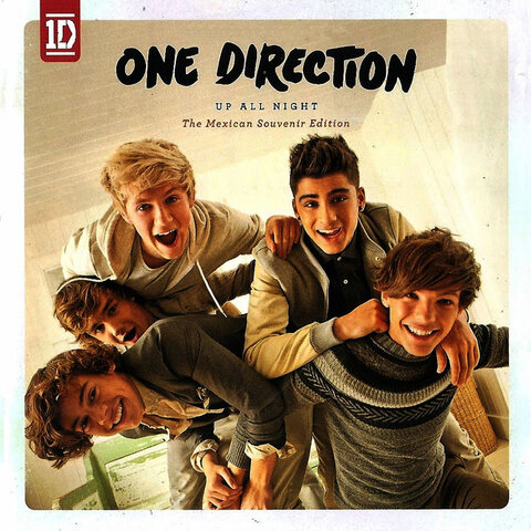 Launching of the first album of One Direction