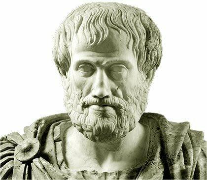 Aristóteles (Teoría de los 4 elementos)