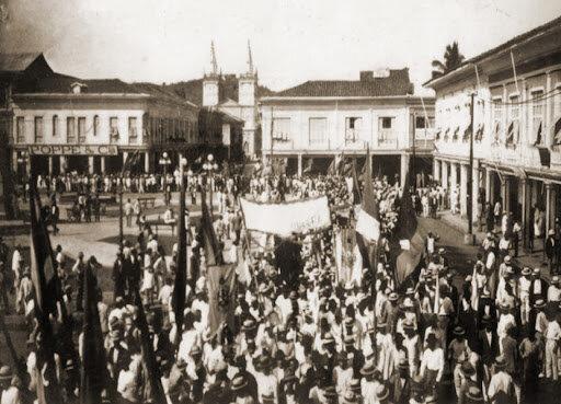 Masacre del 15 de Noviembre de 1922