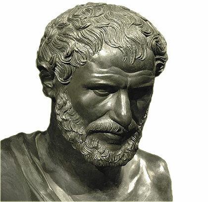 Heráclito de Éfeso.