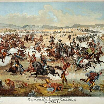 Native Americans Wars timeline