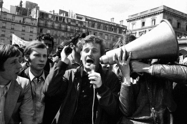 Movimento Contra Cultura - Maio 68