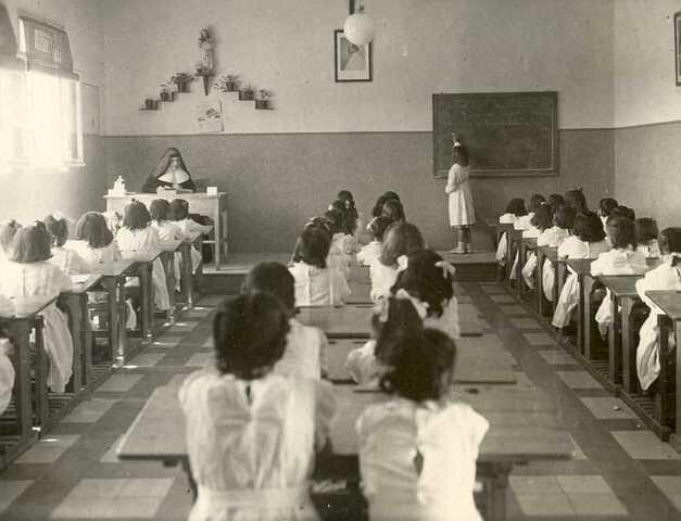 La historia de la educación de la primera infancia