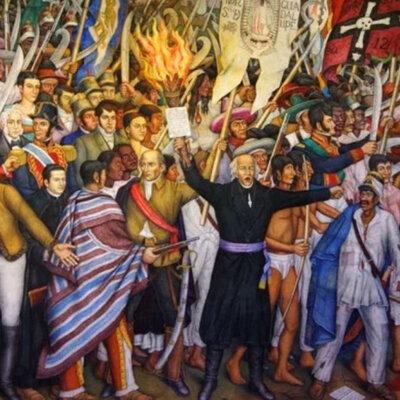 Ideas del Movimiento de la Independencia timeline