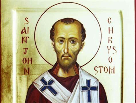 San Juan Crisóstomo exhortaba a los padres de familia a delegar la educación de los hijo a los monjes del desierto