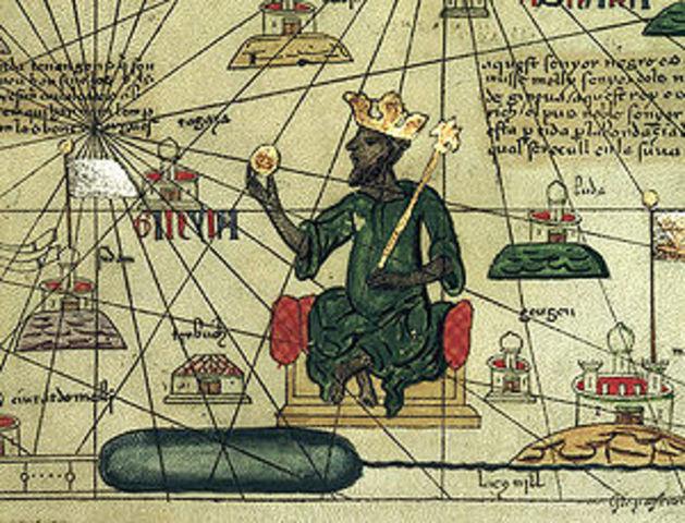 Creation of the Mali Empire